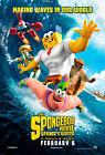 SpongeBob Movie-Sponge Out of Water High Quality Canvas Art Print