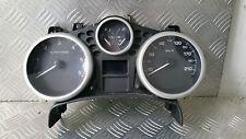 Bloc Compteur + Compte tour ( 1.6l HDI ) Peugeot 207 après 2006 - 9662904680