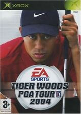 TIGER WOODS PGA TOUR 2004                     -----   pour X-BOX