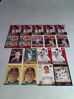 *****Jason Michaels*****  Lot of 50 cards.....18 DIFFERENT
