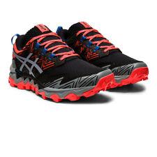 Женские Asics GEL-FUJITRABUCO 8 внедорожная беговая обувь, кроссовки-черный