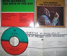 Japan CD The Dock Of The Bay Otis Redding - Little Richard Sam Cooke Ben E King