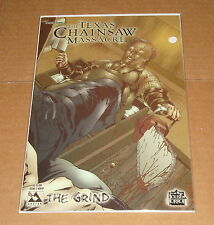 Texas Chainsaw Massacre The Grind #2 Wrap Variant Edition 1st Print