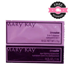 Mary Kay TimeWise 3-in-1 Cleanser + Age-Fighting Moisturiser 6 pieces(3g & 1ml)