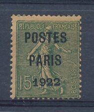 S2607 - TIMBRE DE FRANCE - Préoblitéré N° 31 b Neuf** Papier GC