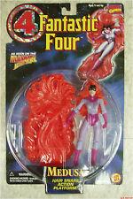 Marvel Universe Fantastic Four MEDUSA Hair Snare Inhumans action figure Toybiz