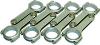 EAGLE SBC 4340 Forged H-Beam Rods 6.000 P/N - CRS6000B3D