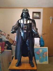 Star Wars Darth Vader Large 31 inch Action Figure Jakks Pacific 2013 Jumbo Tall