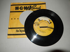THE NOCTURNES  for the first time in a long time / poppa picolino MGM     45