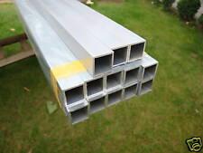 Aluminium Vierkant Rohr 20 x 20 x 1,5mm  - blank