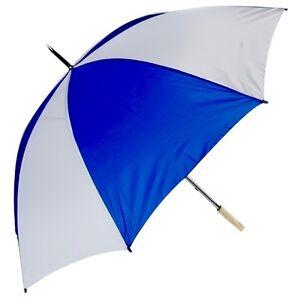 """SET OF 2: 48"""" B. Outdoors® Golf Umbrella, Rain, Shade, Auto Open, Colors"""