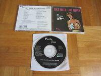 CHET BAKER meets ART PEPPER 1989 JAPAN CD issue