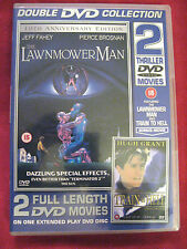 THE LAWNMOWER MAN - TRAIN TO HELL -  DOUBLE DVD