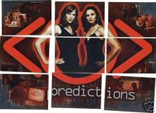 Alias Season Four Predictions set Jennifer Garner PR1-9