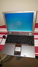 "Toshiba Portege R200 Ultra Slim 12.1"" 60 Go Windows 7 Starter Sound Max no DVD"