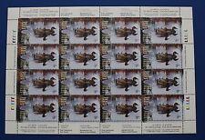 Canada (CN13) 1997 Wildlife Habitat Conservation Stamp Sheet (MNH)