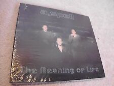 The Meaning of Life  A.Spell  CD - OVP