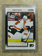 12-13 Panini Score Black Ice SSP #347 MATT READ Rare