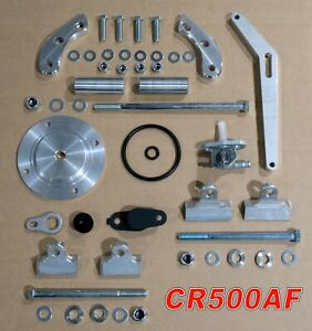 Honda CR500 engine aluminium frame conversion kit CR500AF 2021 2022 cr 500 motor
