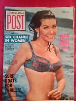 Vintage Australasian Post Magazine Like Playboy October 26 1967