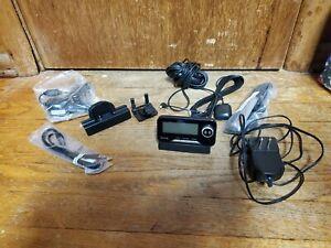 XM Radio Audiovox SIRIUS Model 136-4267 Adapter Antenna Car kit portable