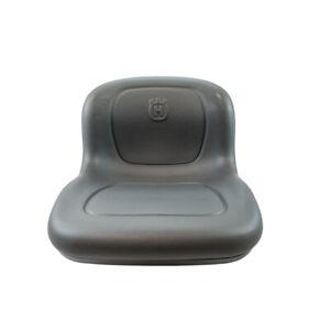 Husqvarna 532439822 Gray Tractor Seat RZ3016 RZ4219 RZ4621 RZ46i RZ5426 RZ4824