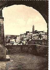 MATERA  -  Una veduta caratteristica del Sasso Barisano