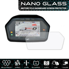 MV Agusta TURISMO VELOCE (2015+) NANO GLASS Dashboard Screen Protector
