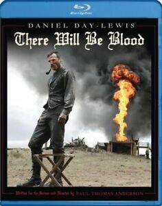 THERE WILL BE BLOOD NEW BLURAY