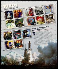 2000 - CELEBRATE THE CENTURY 1980's - #3190 -MNH- Sheet of 15 Postage Stamps