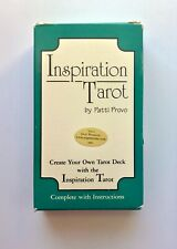 Inspiration Tarot by Patti Provo complete deck new cards