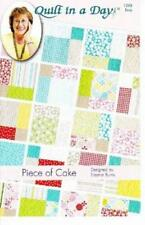 Piece of Cake Pattern by Quilt in a Day, Eleanor Burns, 1288 Easy