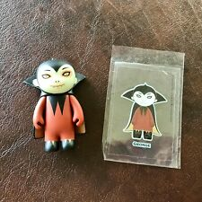 "MINT CONDITION TARA MCPHERSON KIDROBOT ""GEORGE"" FIGURE COMPLETE W/ ALL ACCESS."