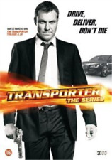 TRANSPORTER : THE TV SERIES SEASON 1 -  DVD - PAL Region 2 - New