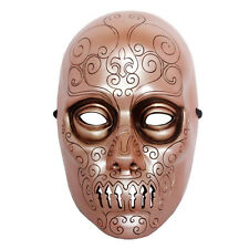 Harry Potter Death Eaters Resin Mask Cosplay Props Halloween Mask Gift Adults