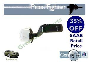 SAAB 9-5 (06>10) Wiper Switch & Stalk 12758445, New Genuine SAAB Part