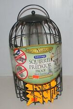 Nuttery Xl Bird, Seed Feeder- Squirrel Proof-Has Bracket Included! New