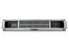 QSC PLX3602 Pro Audio Power amplifier massive 2 x 1800 watts power/3600w bridged
