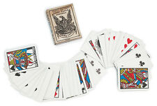 Old West Pharo Playing Card Deck - Faro - Poker - Cards - Saloon - Reproduction