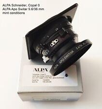 SCHNEIDER / ALPA APO-SWITAR 5.6/36 MM, LB