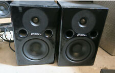 Paire de FOSTEX pm0.4 active Monitor Speakers