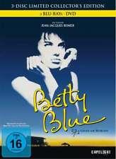 Betty Blue - 37,2 Grad am Morgen [2 Blu-ray + DVD/NEU/OVP] Limited Mediabook