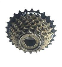 Bicycle Cassette Freewheel Shimano 7-Speed Multispeed 14-28T
