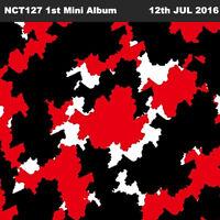 NCT127 NCT #127 1st Mini Album CD+Photo Book KPOP