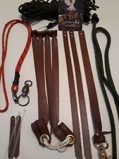 High Quality Cow Hide Full Falconry Set