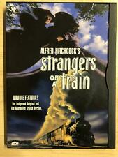 Strangers on a Train (Dvd, Hitchcock, 1951, 2 Versions) - G0726