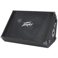 "Peavey PV 15M 15"" 2-way 1000-Watt Peak Sheffield Floor Monitor Speaker w/ Handle"