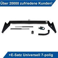 AHK Für Ford Focus III Kombi 11-18 Kpl Anhängerkupplung starr+ES 13p uni