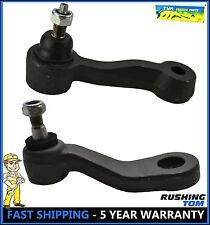 2 Pcs Kit Front Idler & Pitman Arm GMC Sierra HD Yukon XL 2500 Chevy Silverado