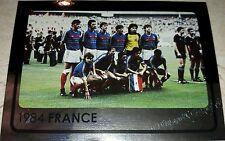 FIGURINA CALCIATORI PANINI EURO 2008 FRANCE 1984 ALBUM